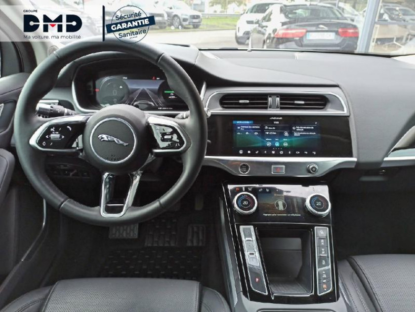 Jaguar I-pace Ev400 S Awd - Visuel #5