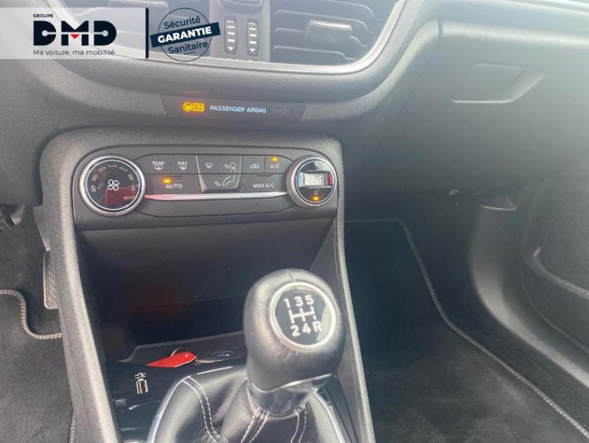 Ford Fiesta 1.1 85ch Titanium 3p 5cv Euro6.2 - Visuel #8