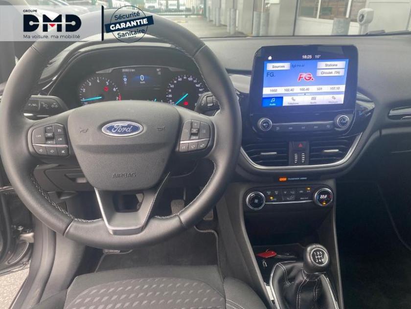 Ford Fiesta 1.1 85ch Titanium 3p 5cv Euro6.2 - Visuel #5