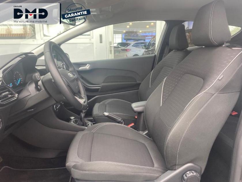 Ford Fiesta 1.1 85ch Titanium 3p 5cv Euro6.2 - Visuel #9