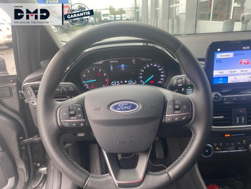Ford Fiesta 1.1 85ch Titanium 3p 5cv Euro6.2 - Visuel #7
