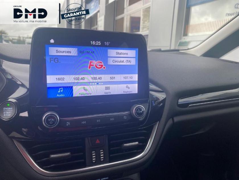 Ford Fiesta 1.1 85ch Titanium 3p 5cv Euro6.2 - Visuel #6