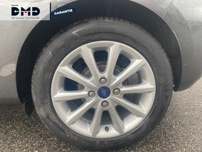 Ford Fiesta 1.1 85ch Titanium 3p 5cv Euro6.2 - Visuel #13