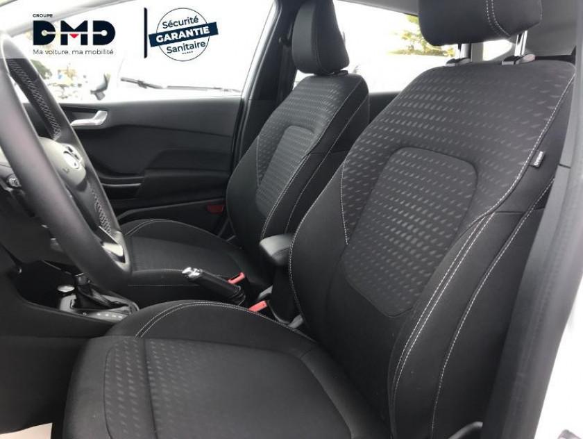 Ford Fiesta 1.0 Ecoboost 100ch Stop&start Titanium Bva 5p Euro6.2 - Visuel #9