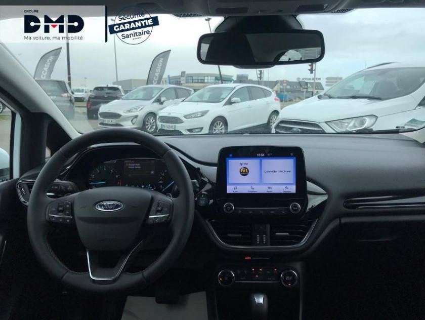 Ford Fiesta 1.0 Ecoboost 100ch Stop&start Titanium Bva 5p Euro6.2 - Visuel #5