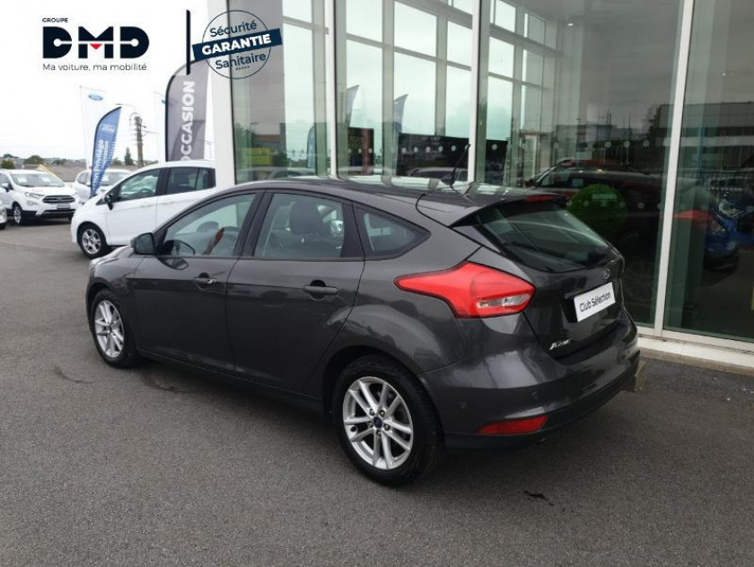 Ford Focus 1.0 Ecoboost 125ch Stop&start Sync Edition - Visuel #3