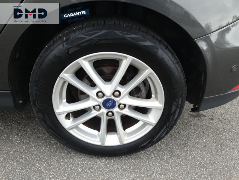 Ford Focus 1.0 Ecoboost 125ch Stop&start Sync Edition - Visuel #13