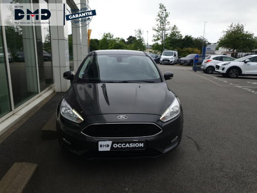 Ford Focus 1.0 Ecoboost 125ch Stop&start Sync Edition - Visuel #4