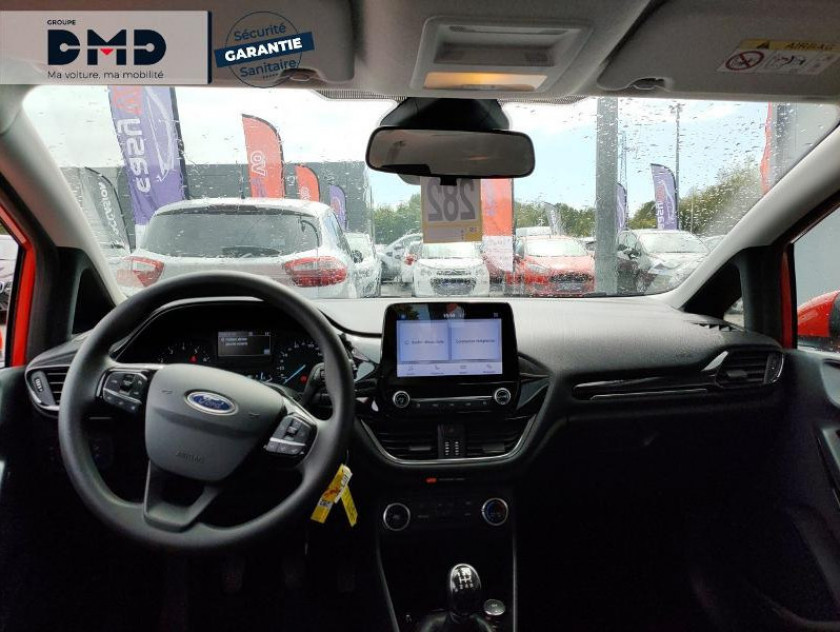 Ford Fiesta 1.1 70ch Trend 5p Euro6.2 - Visuel #5