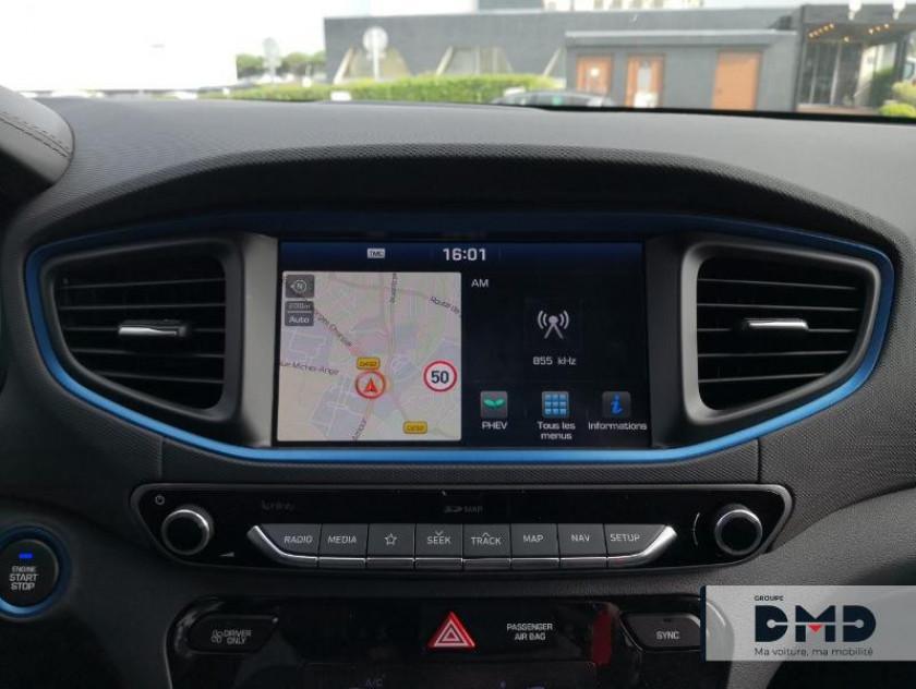 Hyundai Ioniq Plug-in 141ch Executive - Visuel #5