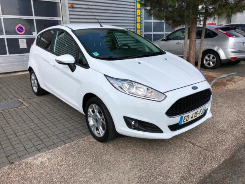 Ford Fiesta 1.0 Ecoboost 100ch Stop&start Edition 5p - Visuel #5