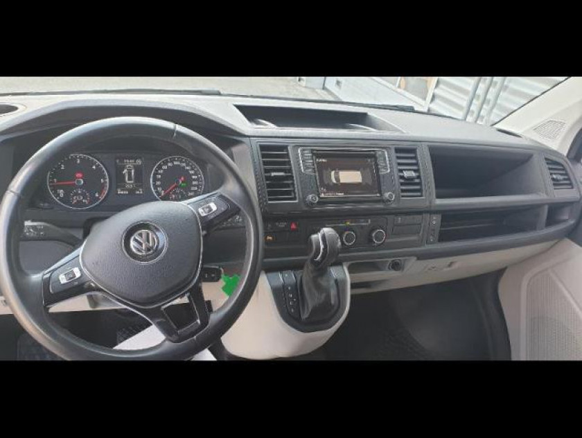 Volkswagen Transporter Fg 2.8t L1h1 2.0 Tdi 180ch Business Line 4motion Dsg7 - Visuel #6