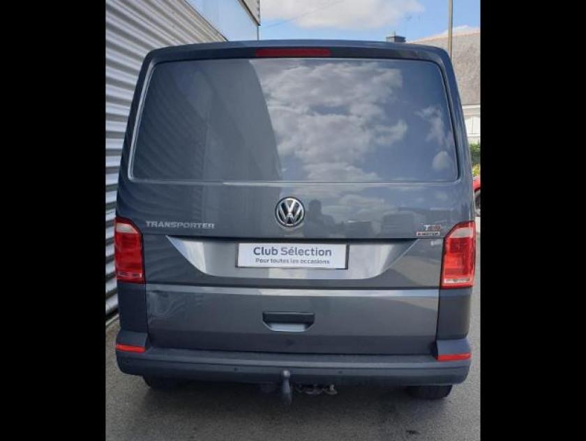 Volkswagen Transporter Fg 2.8t L1h1 2.0 Tdi 180ch Business Line 4motion Dsg7 - Visuel #3