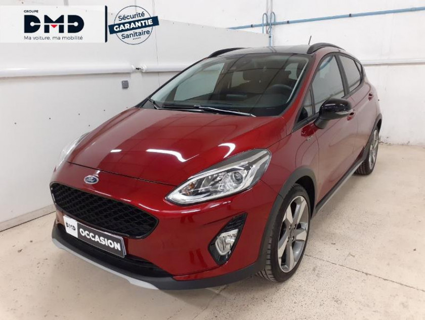 Ford Fiesta Active 1.0 Ecoboost 100ch S&s Plus Euro6.2 - Visuel #15