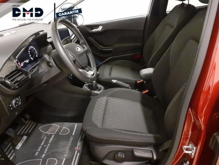 Ford Fiesta Active 1.0 Ecoboost 100ch S&s Plus Euro6.2 - Visuel #9