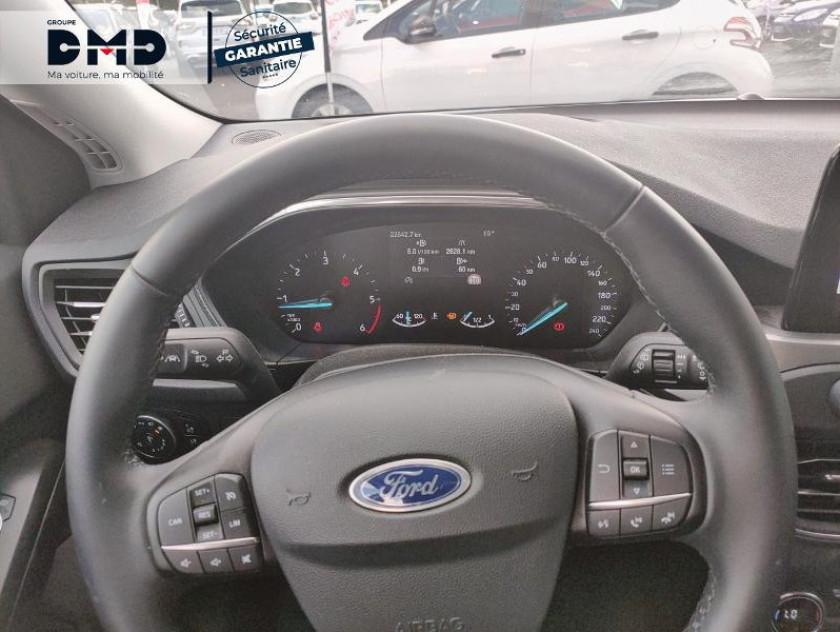 Ford Focus 1.5 Ecoblue 120ch Titanium - Visuel #7
