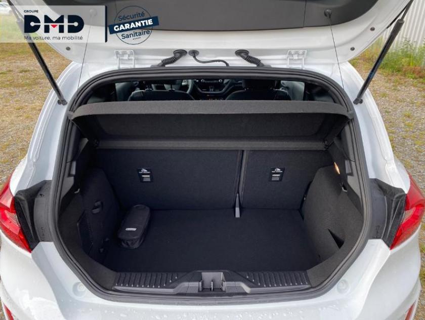 Ford Fiesta 1.5 Tdci 85ch Stop&start St-line 3p Euro6.2 - Visuel #12