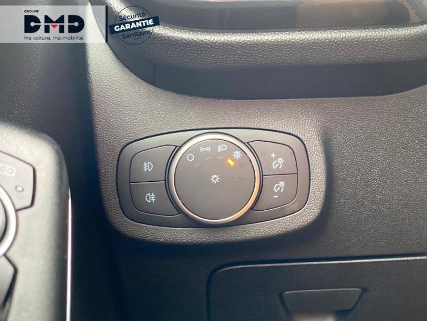 Ford Fiesta 1.5 Tdci 85ch Stop&start St-line 3p Euro6.2 - Visuel #14