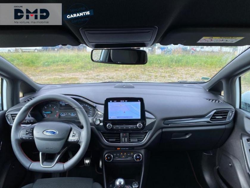 Ford Fiesta 1.5 Tdci 85ch Stop&start St-line 3p Euro6.2 - Visuel #5