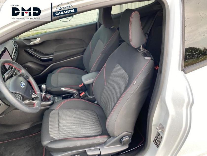 Ford Fiesta 1.5 Tdci 85ch Stop&start St-line 3p Euro6.2 - Visuel #9