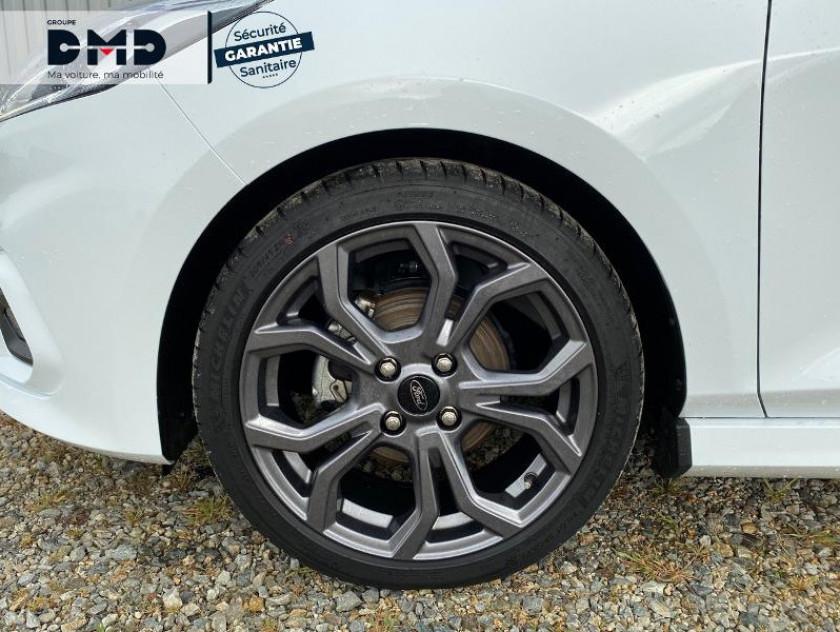Ford Fiesta 1.5 Tdci 85ch Stop&start St-line 3p Euro6.2 - Visuel #13