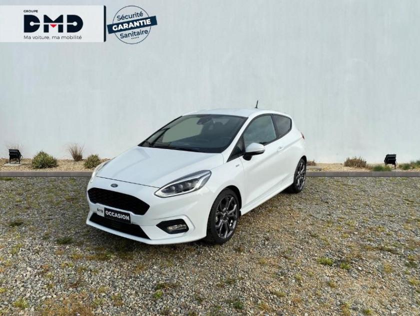 Ford Fiesta 1.5 Tdci 85ch Stop&start St-line 3p Euro6.2 - Visuel #1