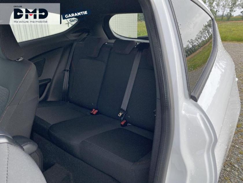 Ford Fiesta 1.5 Tdci 85ch Stop&start St-line 3p Euro6.2 - Visuel #10