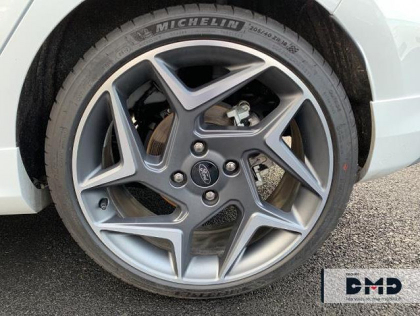 Ford Fiesta 1.5 Ecoboost 200ch Stop&start St-pack 5p Euro6.2 - Visuel #13