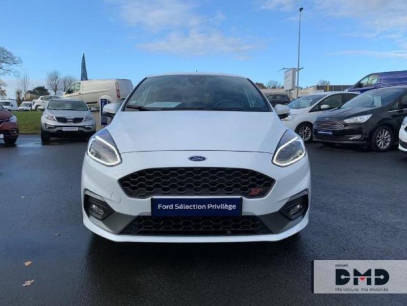 Ford Fiesta 1.5 Ecoboost 200ch Stop&start St-pack 5p Euro6.2 - Visuel #4