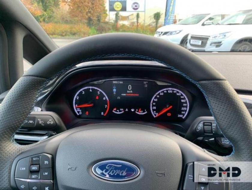 Ford Fiesta 1.5 Ecoboost 200ch Stop&start St-pack 5p Euro6.2 - Visuel #7