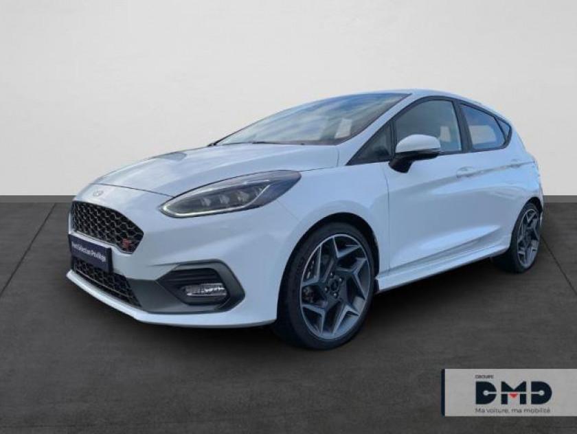 Ford Fiesta 1.5 Ecoboost 200ch Stop&start St-pack 5p Euro6.2 - Visuel #1