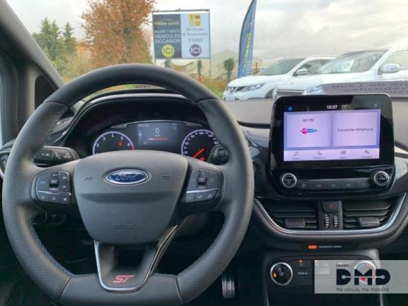 Ford Fiesta 1.5 Ecoboost 200ch Stop&start St-pack 5p Euro6.2 - Visuel #5