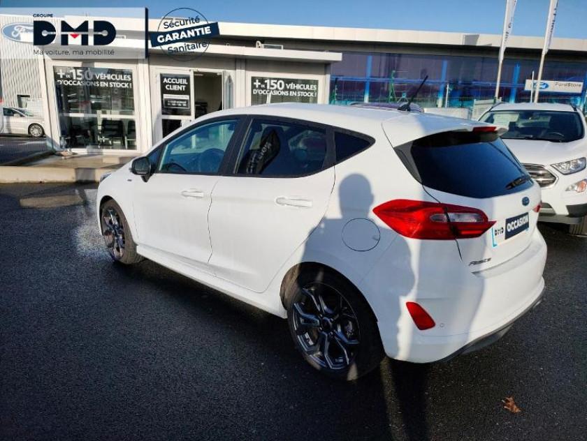 Ford Fiesta 1.0 Ecoboost 100ch Stop&start St Line 5p - Visuel #3