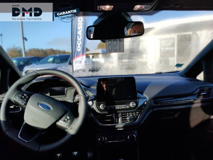 Ford Fiesta 1.0 Ecoboost 100ch Stop&start St Line 5p - Visuel #5