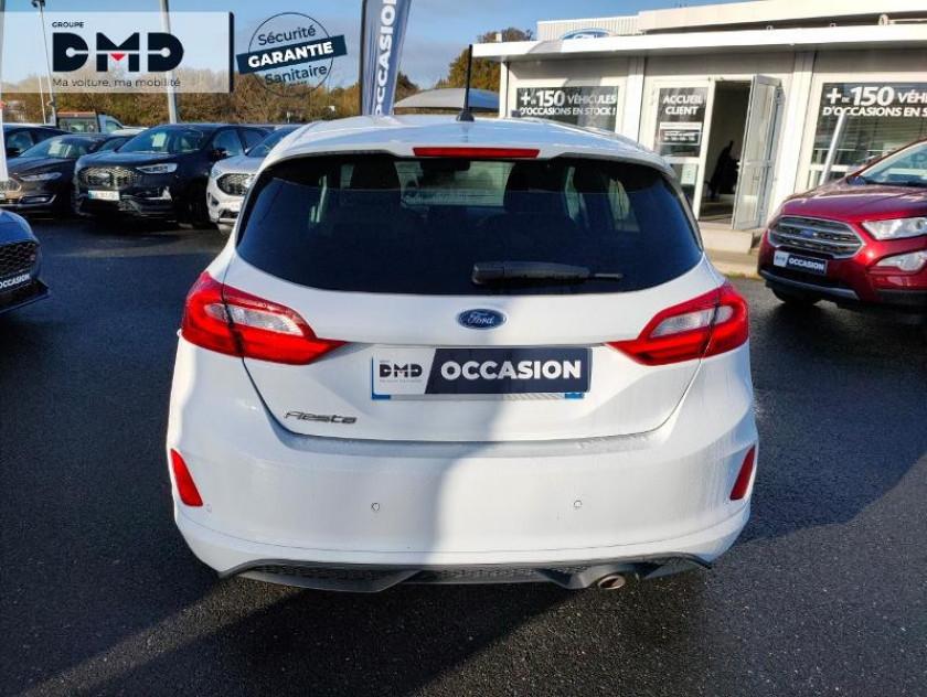 Ford Fiesta 1.0 Ecoboost 100ch Stop&start St Line 5p - Visuel #11