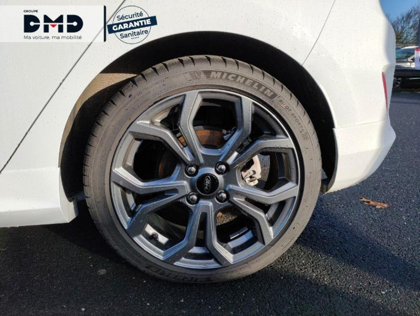 Ford Fiesta 1.0 Ecoboost 100ch Stop&start St Line 5p - Visuel #13