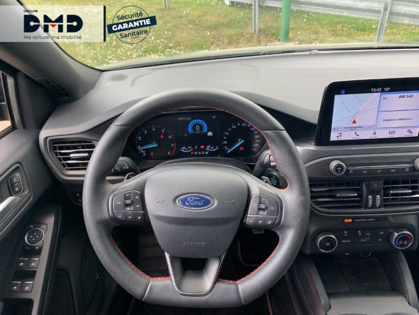 Ford Focus 1.5 Ecoboost 150ch St-line Bva - Visuel #7