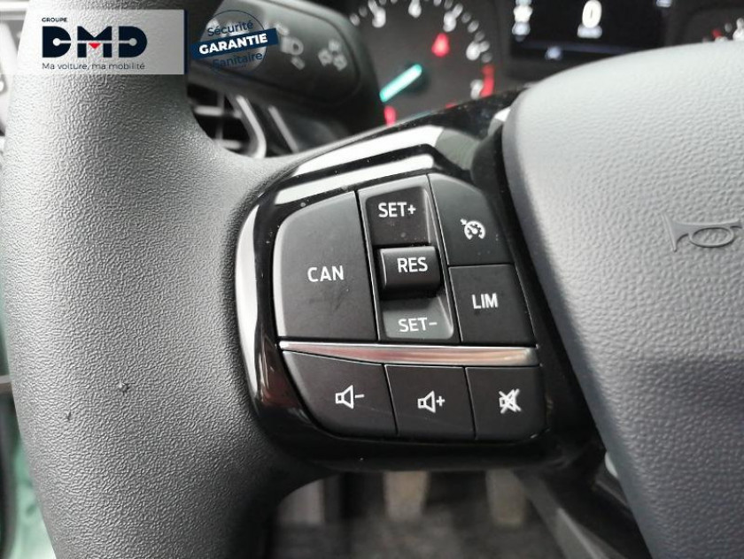 Ford Fiesta 1.0 Ecoboost 100ch Stop&start Trend 5p Euro6.2 - Visuel #10
