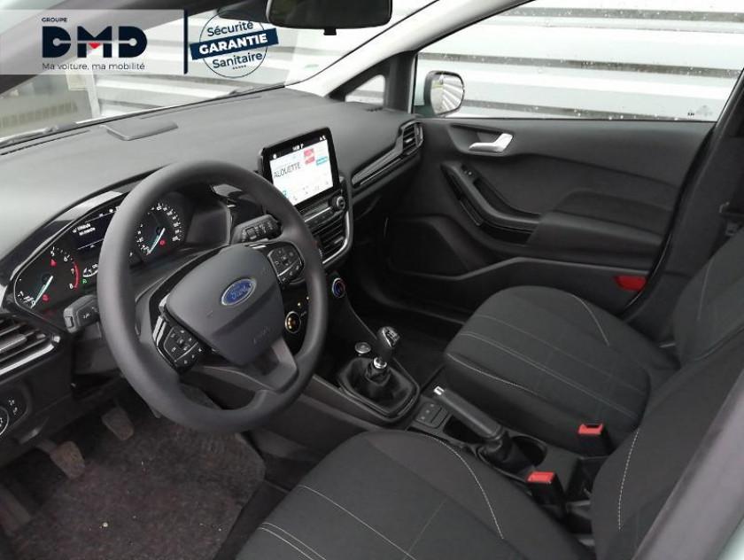 Ford Fiesta 1.0 Ecoboost 100ch Stop&start Trend 5p Euro6.2 - Visuel #5