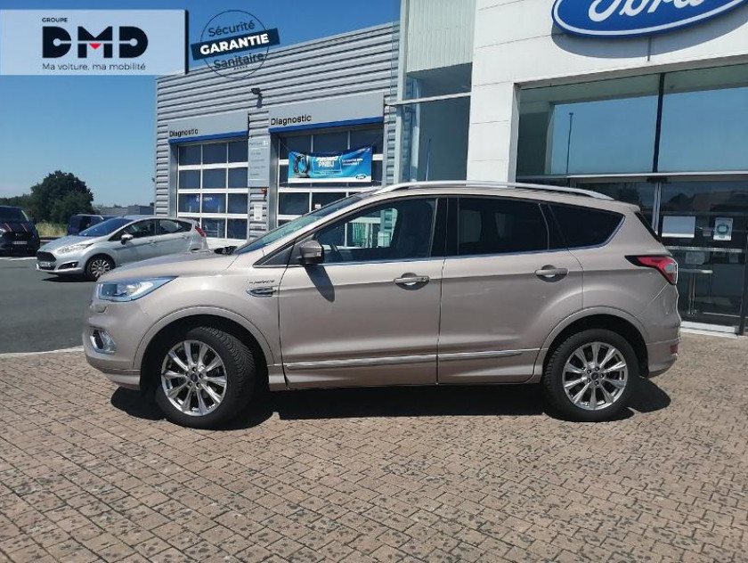 Ford Kuga 1.5 Ecoboost 150ch Stop&start Vignale 4x2 Euro6.2 - Visuel #2