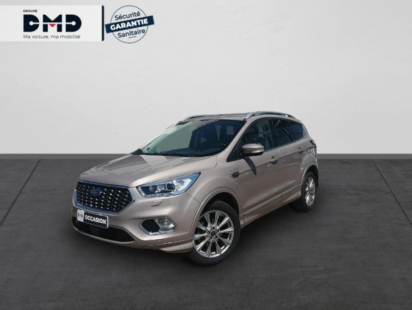 Ford Kuga 1.5 Ecoboost 150ch Stop&start Vignale 4x2 Euro6.2 - Visuel #1