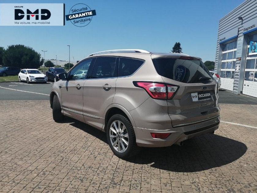 Ford Kuga 1.5 Ecoboost 150ch Stop&start Vignale 4x2 Euro6.2 - Visuel #3