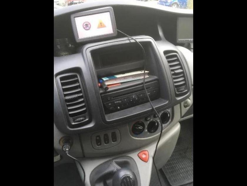 Renault Trafic Fg L1h2 1200 2.0 Dci 90ch Grand Confort - Visuel #7