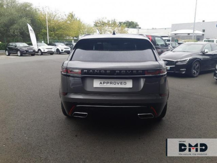 Land-rover Range Rover Velar 3.0d V6 300ch R-dynamic Hse Awd Bva - Visuel #11