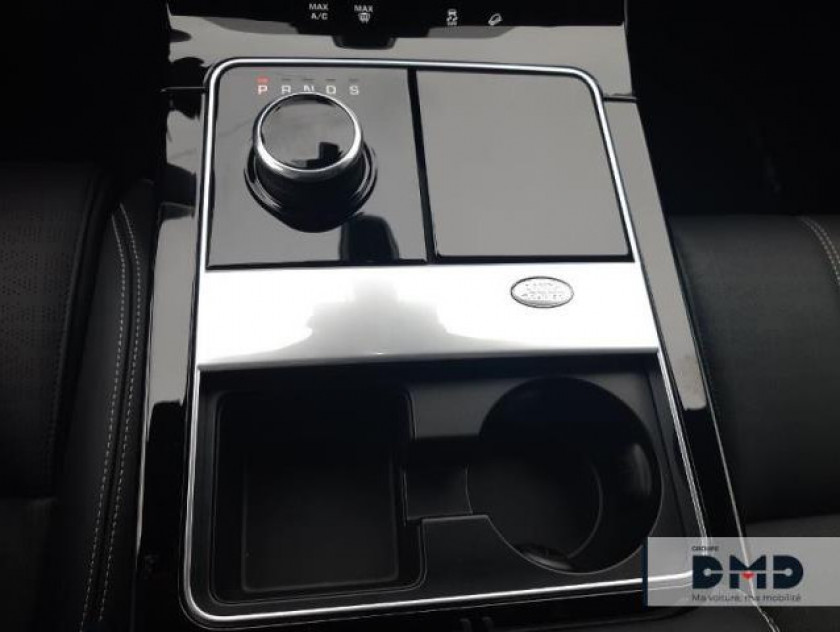 Land-rover Range Rover Velar 3.0d V6 300ch R-dynamic Hse Awd Bva - Visuel #8