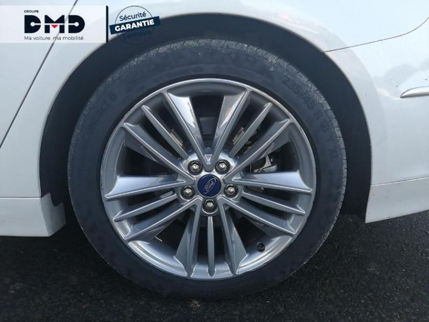 Ford Mondeo Sw 2.0 Hybrid 187ch Vignale Bva - Visuel #13