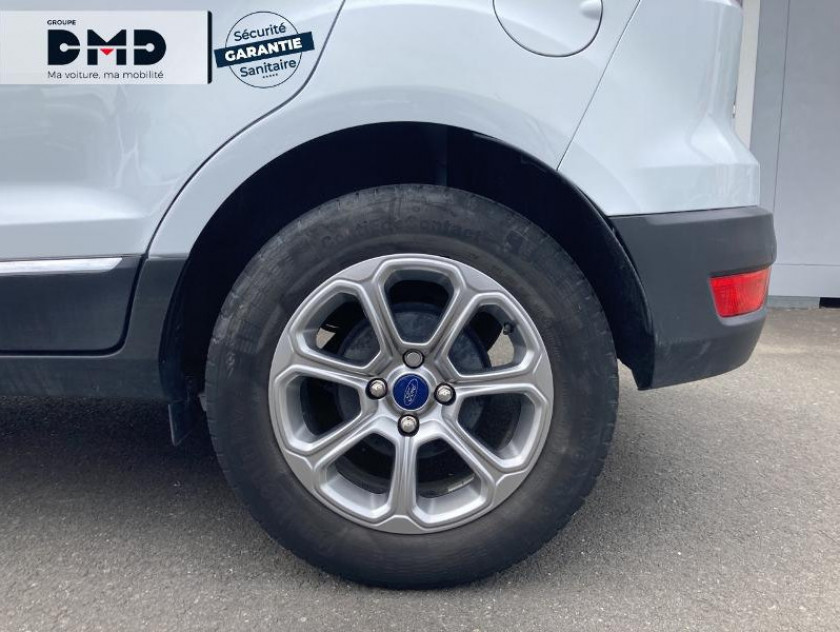 Ford Ecosport 1.0 Ecoboost 100ch Titanium Euro6.2 - Visuel #13