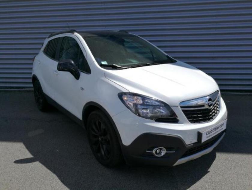 Opel Mokka 1.6 Cdti 136ch Cosmo Pack Ecoflex Start&stop 4x2 - Visuel #2