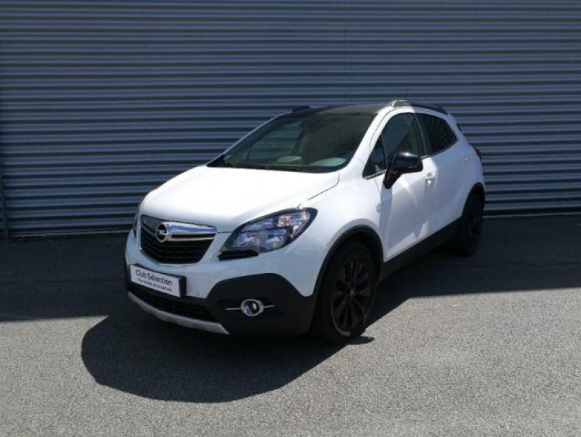Opel Mokka 1.6 Cdti 136ch Cosmo Pack Ecoflex Start&stop 4x2 - Visuel #9