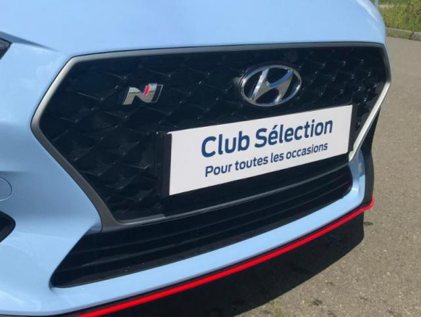 Hyundai I30 2.0 T-gdi 275ch N Performance Pack - Visuel #11